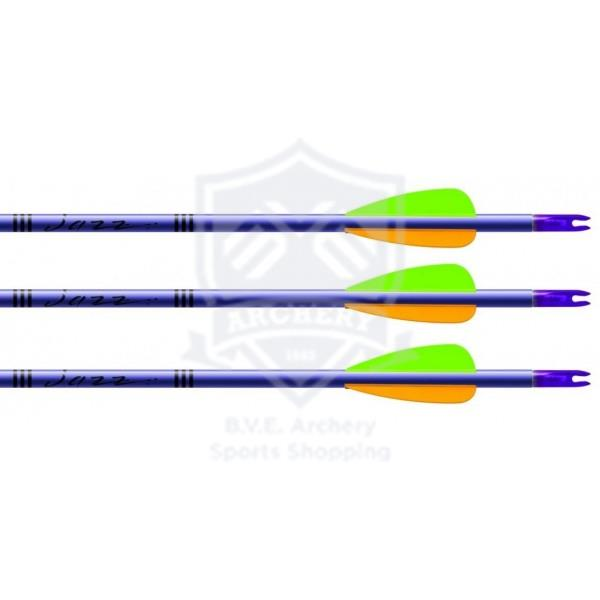 EASTON ARROWS ALUMINUM JAZZ (PK12)