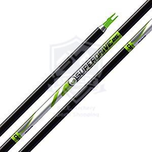 EASTON SHAFT SUPERDRIVE 23 G NOCK (PK 12)