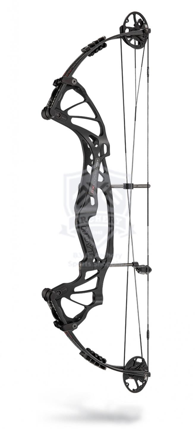 HOYT FX COMP DCX MATT BLACK