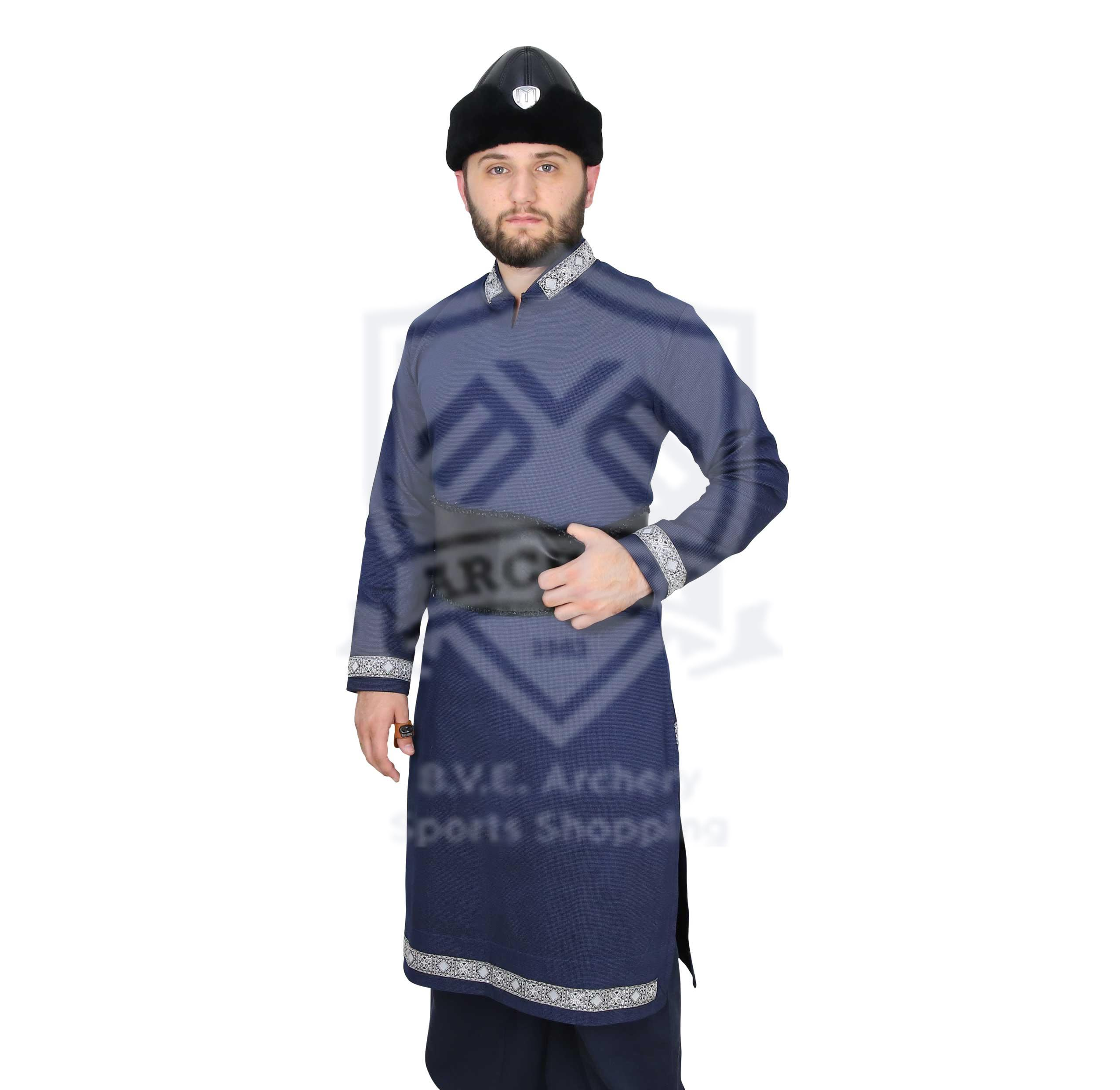 OTTOMAN TRADITIONAL COSTUME BL/BK