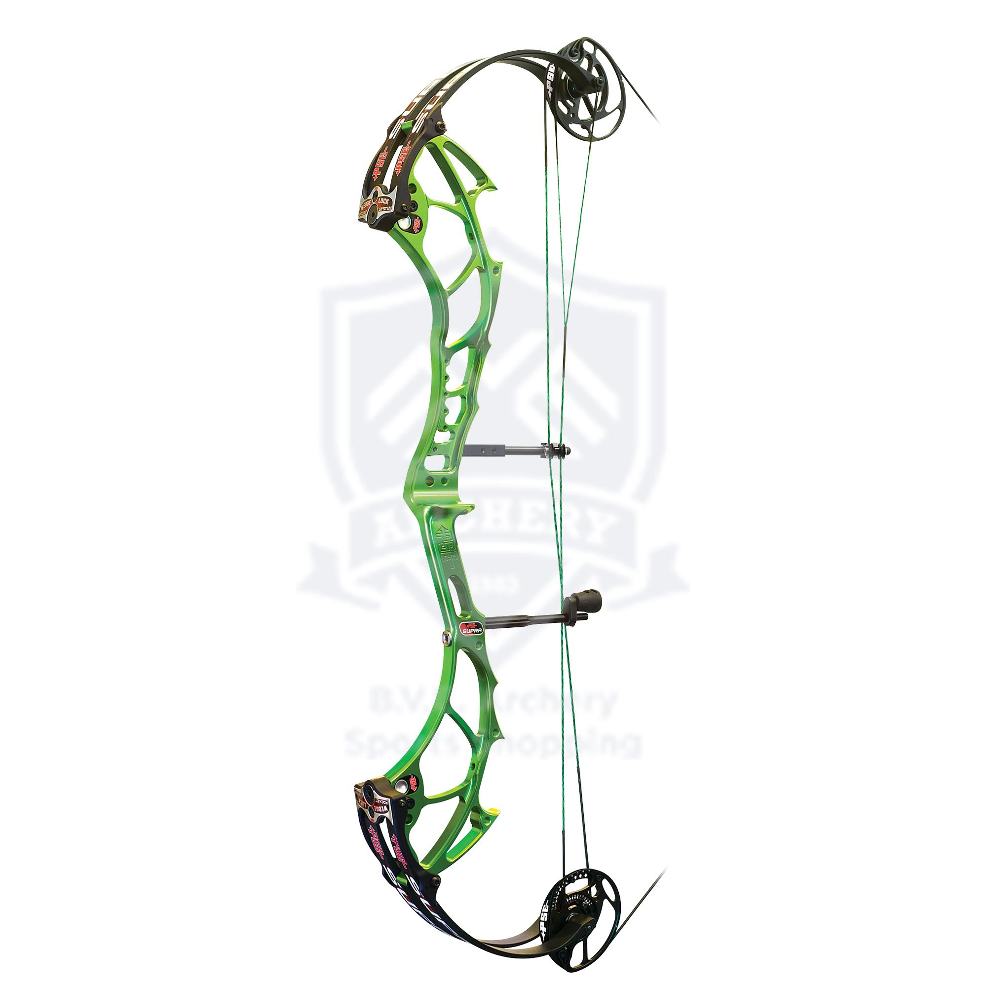 PSE COMPOUND BOW SUPRA EXT 2018