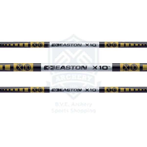 EASTON SHAFT X-10 (12PCS)