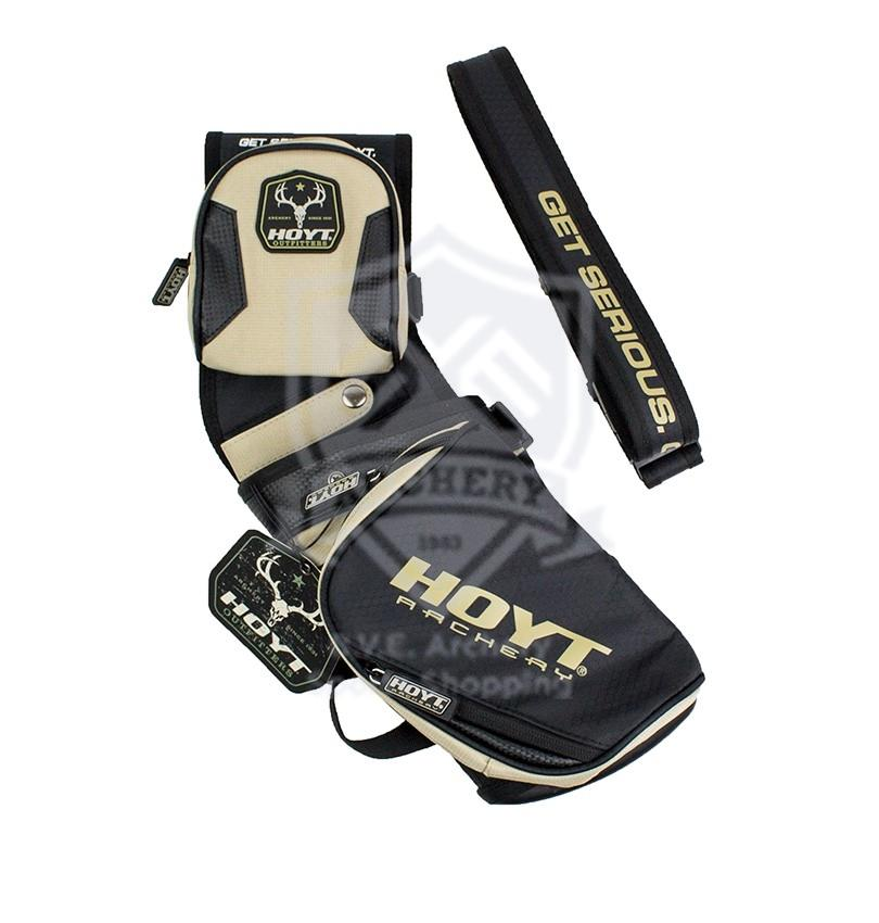 HOYT QUIVER FIELD HOYT OUTFITTER