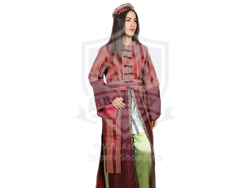 OTTOMAN TRADITIONAL COSTUME WOMEN 4