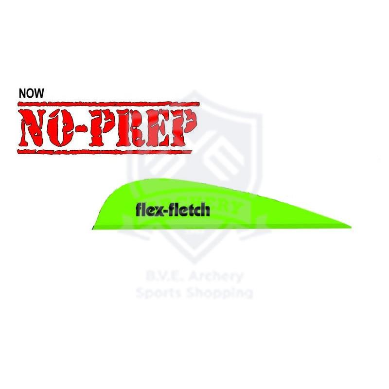 FLEX FLETCH VANES NO PREP 360 (PK-100)