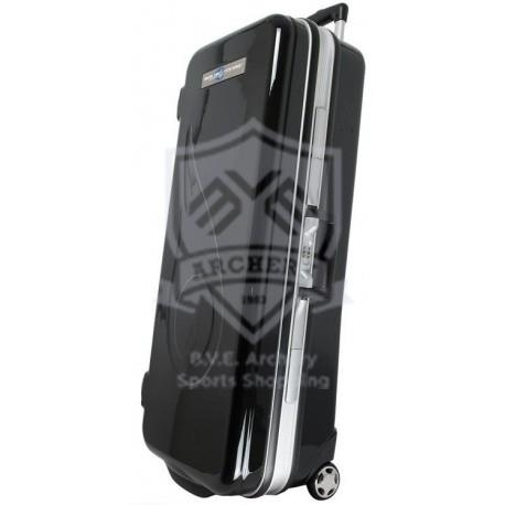 AVALON CASE TEC ONE ABS CASE WITH WHEELS BLACK