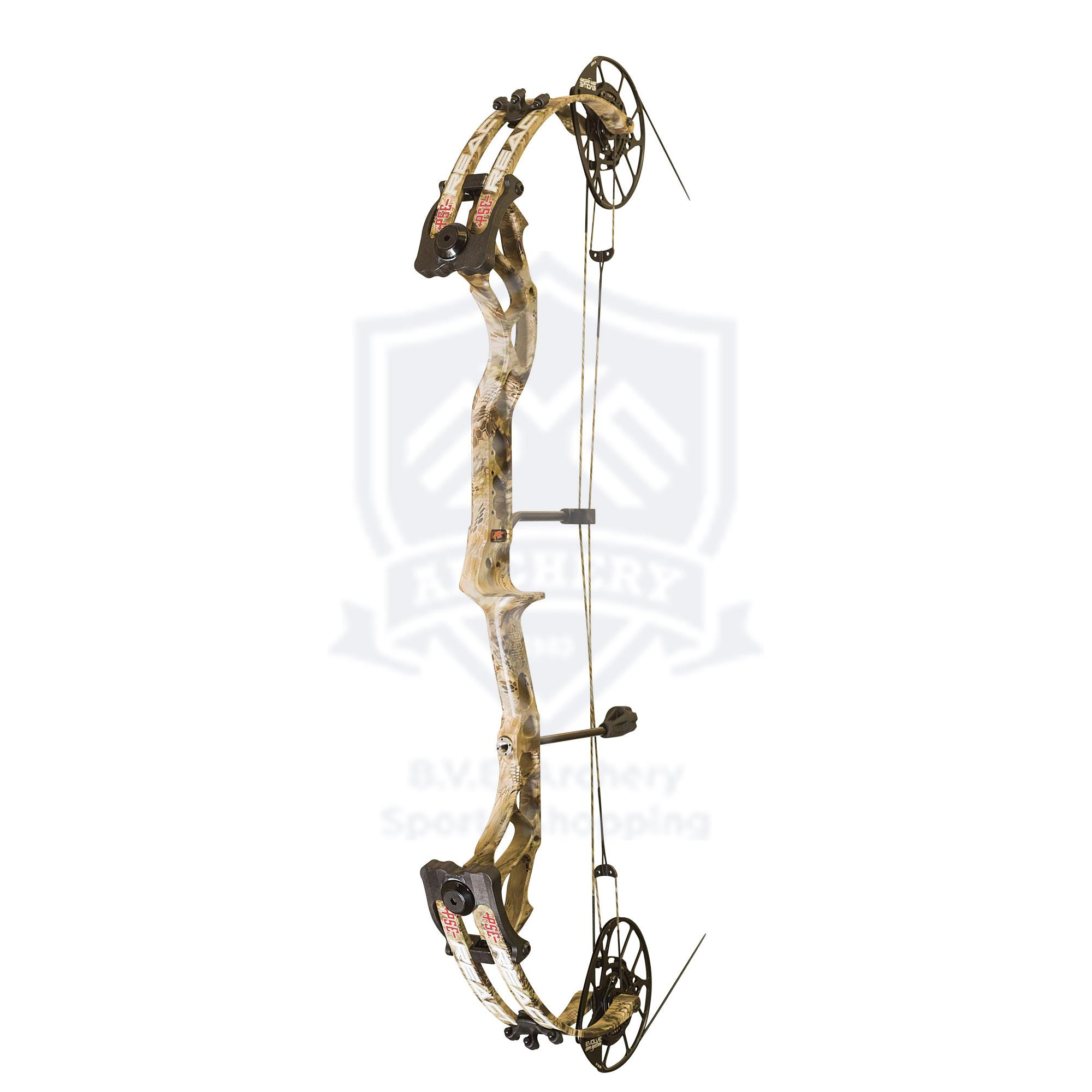 PSE COMPOUND BOW REACT