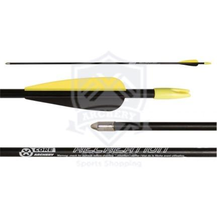 CORE ARROWS FIBERGLASS RECREATION