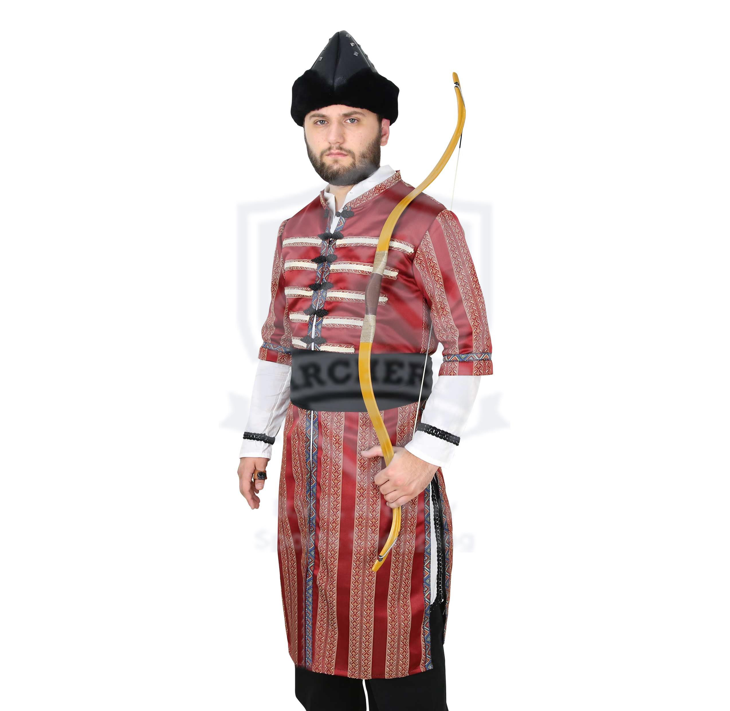 OTTOMAN TRADITIONAL COSTUME RD/WH