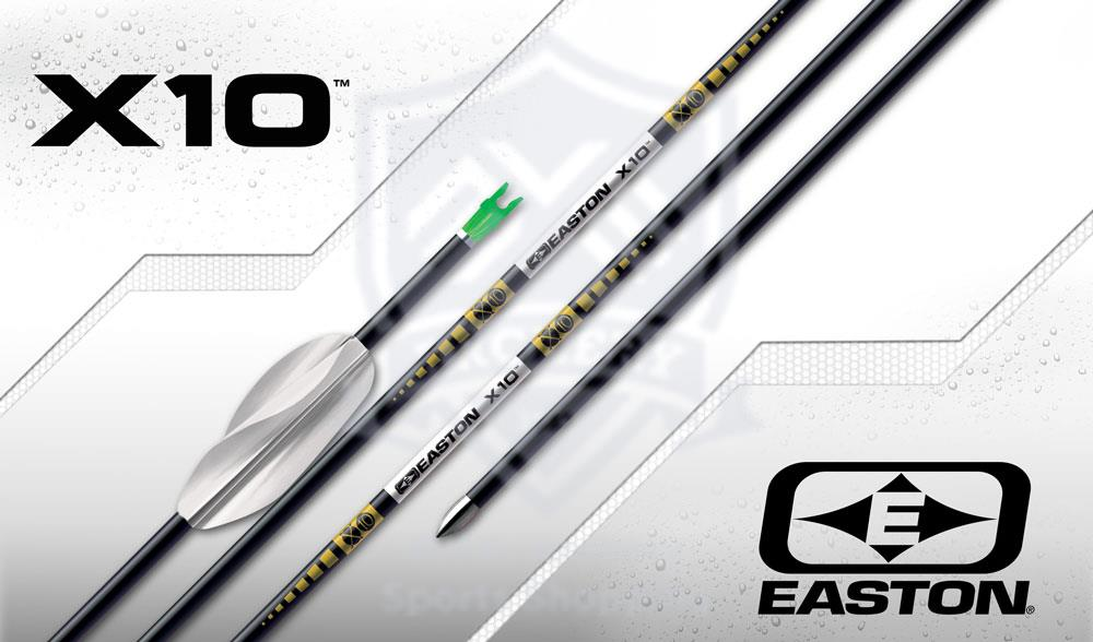 EASTON SHAFT X-10